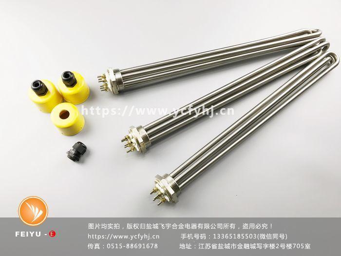 液体电加热管选型-六角螺纹丝扣电加热管图片