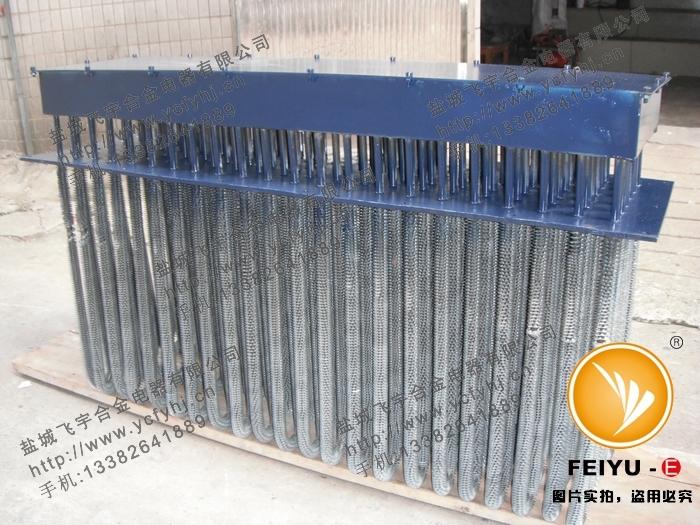 大功率防爆风道式加热器